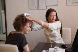 диагностика выпадения волос у женщин