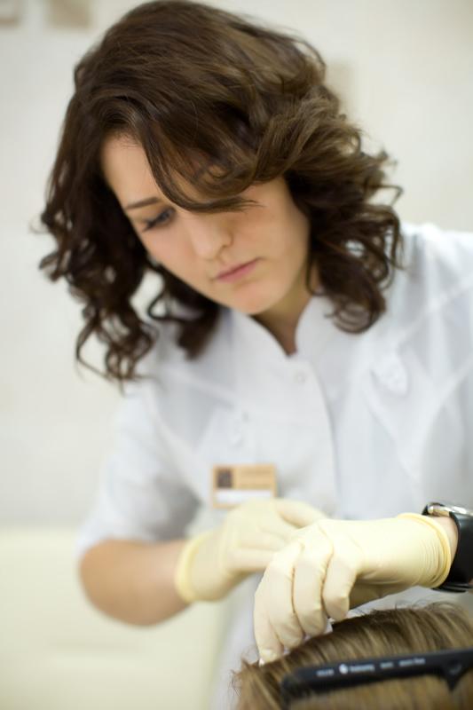 Плазмотерапия и инъекции в трихологии