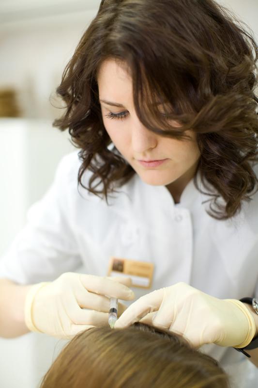 Инъекционная плазмотерапия в трихологии